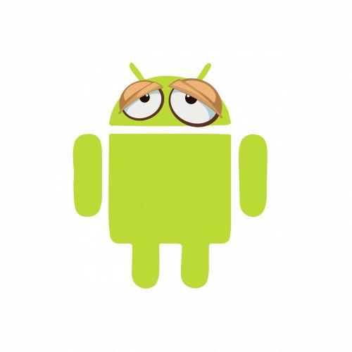 android, operacinė & nbsp, sistema, emocijos, emoji, miega, Android sistema