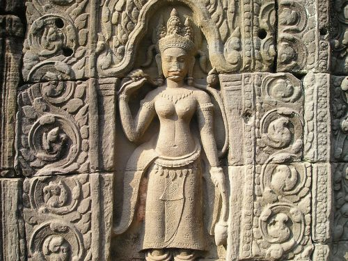 Angkor,wat,Kambodža,į pietryčius,asija,taip