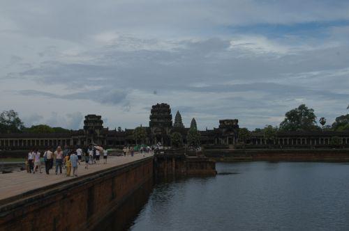 Kambodža, Khmer, siem, pjauti, Angkor, kas, angkor wat