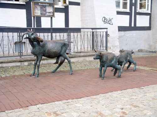gyvūnas,ožka,bronza