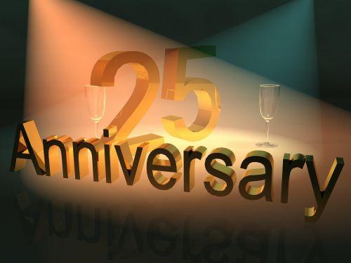 jubiliejus,iškilmingai įvykdytas metines,verslo jubiliejus,25