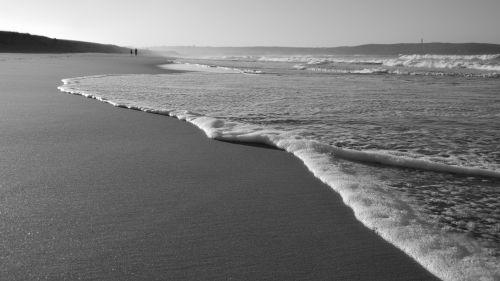 pajūris, Krantas, papludimys, kranto, smėlis, vanduo, kitas pajūris