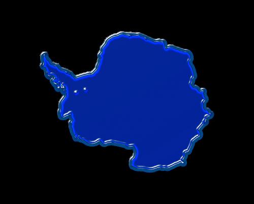 antarctic, ledas, sniegas, balta, į pietus, šaltas žemynas, žemynas, žemėlapis