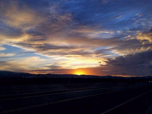 antilopės slėnio saulėlydžiai,nuostabūs saulėlydžiai,nuostabus Dievo rankdarbis