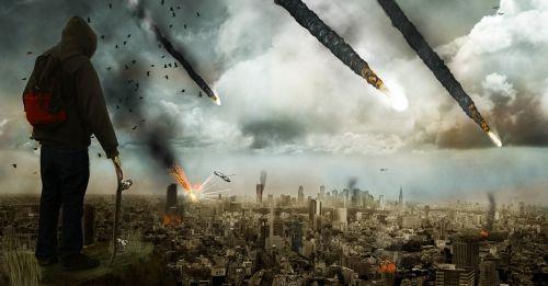 apokaliptinis,karas,pavojus,apokalipsė,nelaimė,pasimatymų diena,sunaikinimas,išgyvenęs,baimė,dangus,meteoras