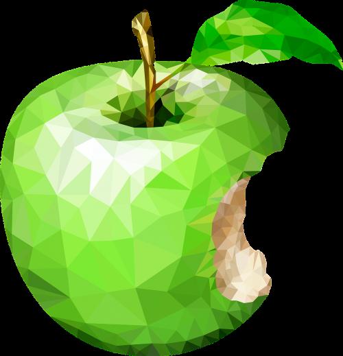 obuolys,vaisiai,obuoliai,žalias obuolys,gamta,daržovių,šviežias,žolė,Iš arti,lapai ant obuolio,žalias,prinokę,obuoliai filiale,vasara,medis,trikampiai,maistas,gabalas,skanus,apetitas,traingulyatsiya,nemokama vektorinė grafika