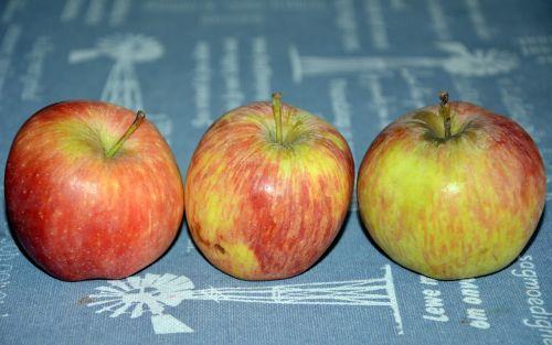 obuoliai,šviežias,sveikas