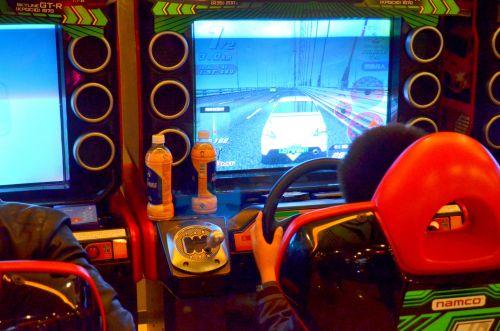 arcade, žaidimas, vaikai, verslas, veiksmas, nuotykis, video, lenktynės, arcade games