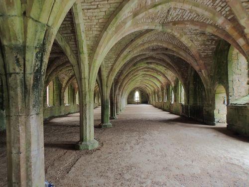 arka,arkos,architektūra,vienuolynas,architektūra,pastatas,senas,viduramžių,gotika,istorinis,vienuolis