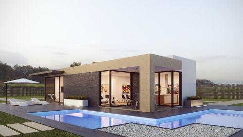 architektūra,padengti,išorinis,dizainas,Photoshop,3d,3dsmax,vainiko išvaizda,baseinas,modulinis namas,namas,surenkamas namas,moduliuoti,atostogų namai,grafika,išorinis dizainas,architektūros apdaila,post gamyba,fotorealistikas