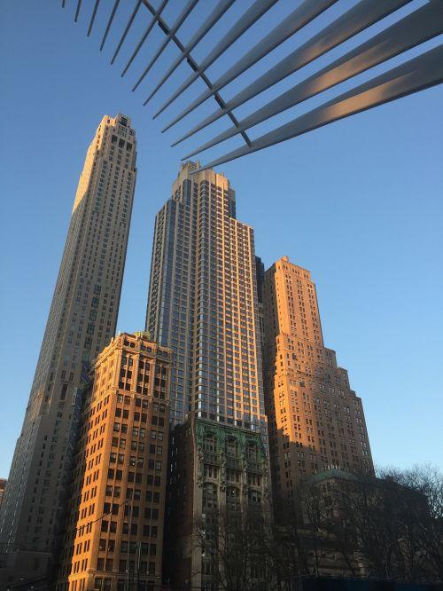 architektūra,miesto planavimas,dangoraižis,Jungtinės Valstijos,atspindys,moderni architektūra,panorama,Niujorkas