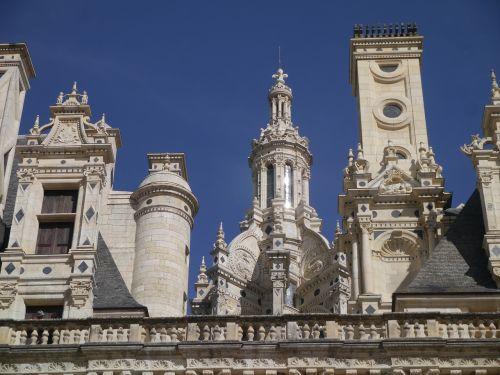 architektūra,chambord,renesansas