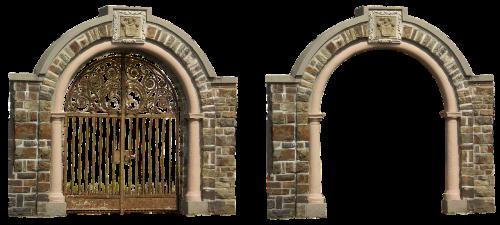 arka,tikslas,geležis,izoliuotas,arka,architektūra,įvestis,senas,praėjimas,apvali arka