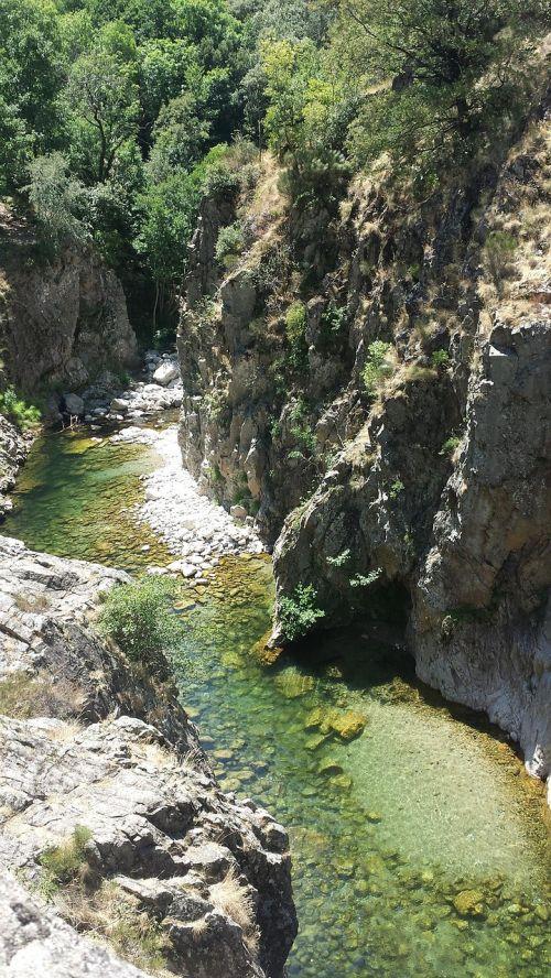 ardèche,upė,vanduo
