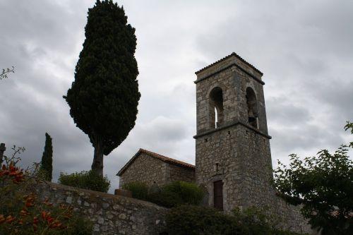 ardèche,bažnyčia,france
