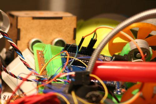 Arduino,spalvinga,plastmasinis