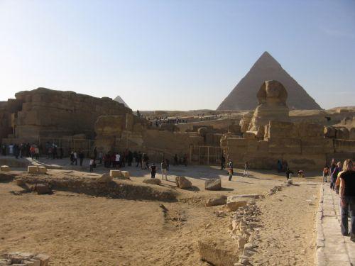 Sfinksas, Egiptas, Sfinksas kurortas