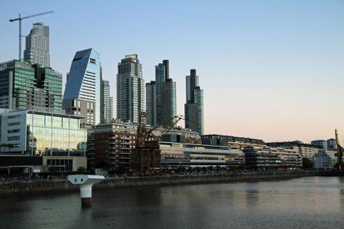 argentina,buenos,orai,Puerto,madero,kapitalas,miestas,kelionė,turizmas