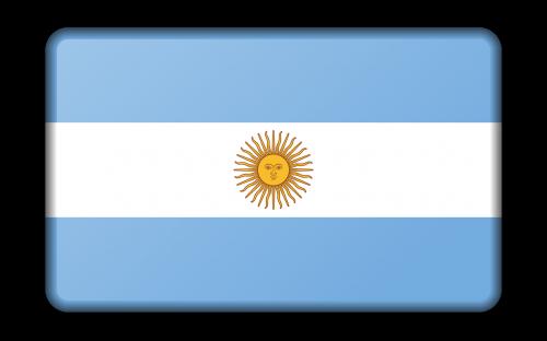 argentina,reklama,apdaila,vėliava,ženklas,signalas,simbolis,nemokama vektorinė grafika