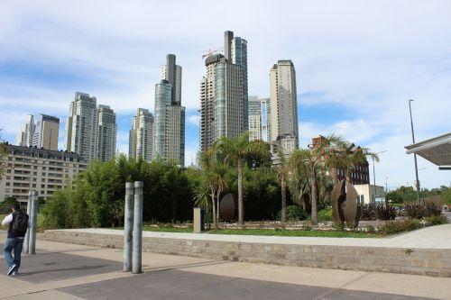 argentina,Paseo,architektūra,pritraukimas,miestas,gatvė,turizmas,kelionė,puerto madero,Puerto