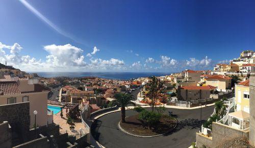 Arguineguin, Gran Canaria, Loma Dos, Kanarų Salos, Namai