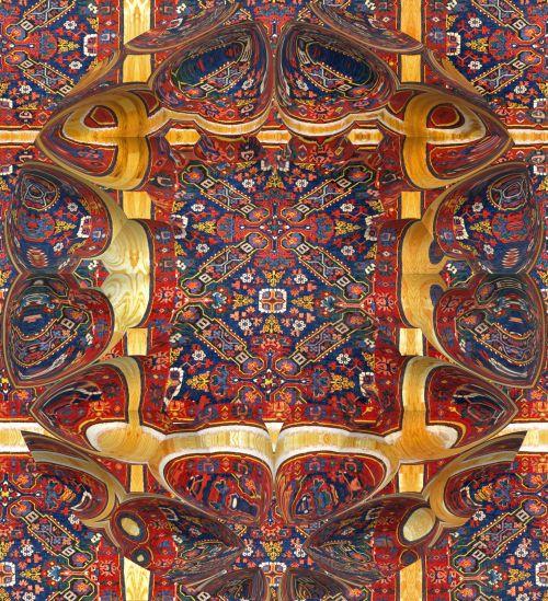 Armėnijos, Azerbaidžanas, kultūra, indoeuropiečių, kilimas, sunkus, medžiaga, kiliminės dangos, kilimas, spalvinga, modelis, fonas, tekstūra, Kaleidoskopas, kaleidoskopinė, Armėnijos kilimas ff3