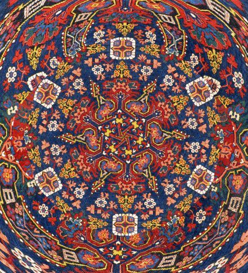 Armėnijos, Azerbaidžanas, kultūra, indoeuropiečių, kilimas, sunkus, medžiaga, kiliminės dangos, kilimas, spalvinga, modelis, fonas, tekstūra, Kaleidoskopas, kaleidoskopinė, Armėnijos kilimas kaleidoskopu r18
