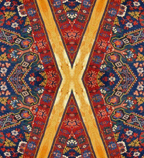 Armėnijos, Azerbaidžanas, kultūra, indoeuropiečių, kilimas, sunkus, medžiaga, kiliminės dangos, kilimas, spalvinga, modelis, fonas, tekstūra, Kaleidoskopas, kaleidoskopinė, Armėnijos kilimas pp