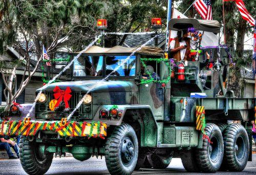 sunkvežimis, armija, ginkluoti ir nbsp, jėgos, paradas, šventė, Kalėdos, vėliava, vėliavos, Amerika & nbsp, vėliavos, 4 nbsp, liepos mėn ., nepriklausomybė & nbsp, diena, armija & nbsp, jeep, Jeep, kariuomenės sunkvežimis paradas