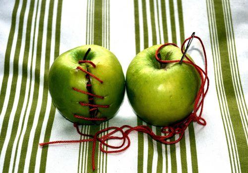 menas,kūrybingas,obuoliai