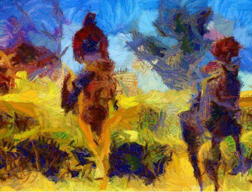 menas,menininkas,kraštovaizdis,gamta,grožis,kūrybingas,spalva,dažymas,meno kūriniai,žmonės,šepetys,kūrybiškumas,asmuo,arklys,Jodinėjimas,fantazija,abstraktus,tapetai