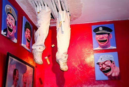 menas,juoktis,proveržis,antklodė,raudona,įstrigo,juoktis iš