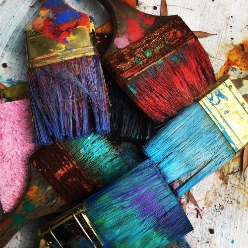 menas,šepečiai,spalvinga,spalvinga,dažyti,dažymo teptukai,dažymas