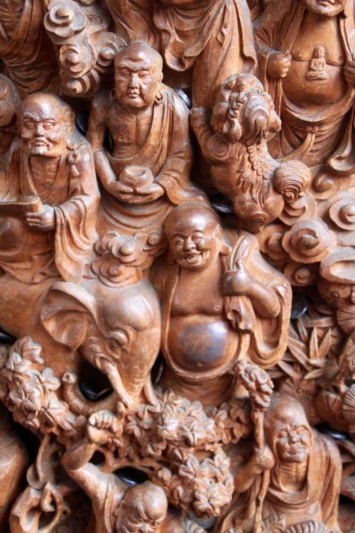 menas,skulptūra,budistinis
