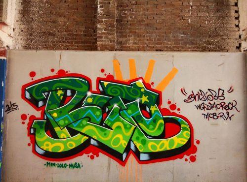 menas,grafiti,fjeras