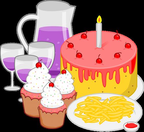 arya kūrybinis dizainas,gimtadienio maistas,tortas,torto vektorius,lustai,maistas,maistas,vakarėlis,vakarienė,bulvė,vektorinis maistas,nemokama vektorinė grafika