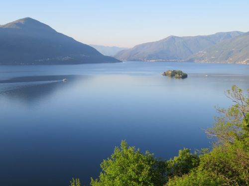 Ascona, Lago Maggiore, Šveicarija, Ticino