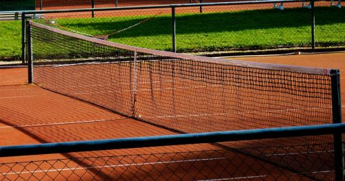 tenisas,teniso aikštelė,pelenai,rutulys,sporto šakos,tinklas,erdvė,molio kiemas,Sportas