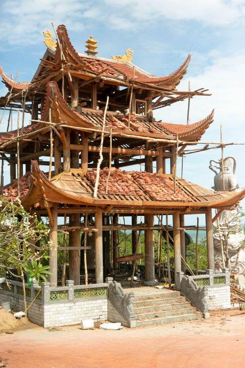 Asija, Pagoda, Kinija