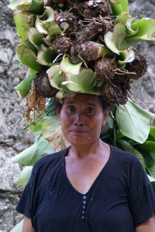 Asija,  Indonezija,  Moteris