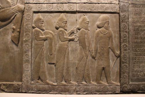 Asirija,mezopotamija,babilonas,senovė,senovės,istorija,molis,Sumerian,akmuo,semitinis,kultūra,religija,civilizacija,reliktas,Sumer,archeologija,iraq,raižyti,Iranas,palengvėjimas,istorinis,persų,karys,barzda,Senovinis