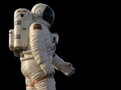Astronautas, Izoliuotas, Dėvėti Apsauginius Drabužius, Nasa, Kosmoso Kelionės, Astronautika, Kostiumo Kostiumas, Išimtis