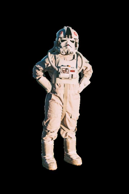 Astronautas, Izoliuotas, Dėvėti Apsauginius Drabužius, Kosmoso Kelionės, Astronautika, Kostiumo Kostiumas, Išimtis
