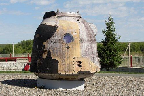 astronautikos, dangus, skrydis, paminklas, Cosmos, raketa, Kosmonautika dieną