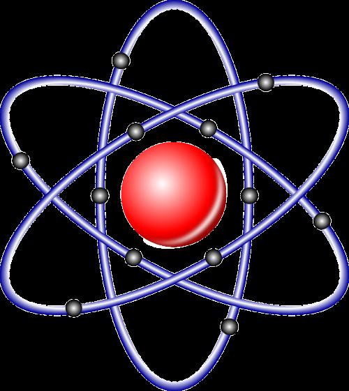 atomo branduolys,branduolinė,atomas,branduolys,chemija,protonai,neutronai,elektronai,elektronų debesis,heisenberg,Orbita,orbita,nemokama vektorinė grafika