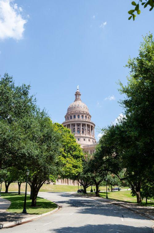 austin,texas,usa,capitol,amerikietis,Texas valstijos kapitonas,medžiai,Jungtinės Valstijos,centro,kapitalas