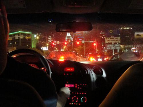austin, texas, eismas, raudona & nbsp, šviesa, priekinis stiklas, automobilis, viduje & nbsp, automobilis, Austin eismas