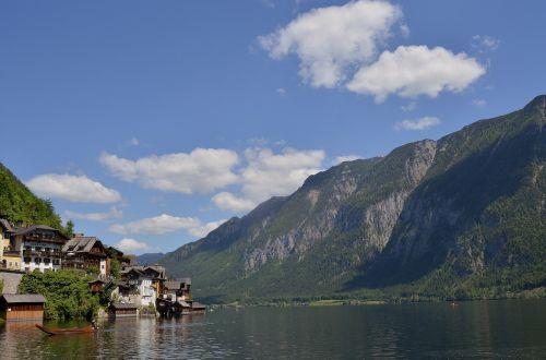 austria,laisvalaikis,Alpės,poilsis,hallstatt,turizmas,ekskursija,poilsis,nuotaika,šventė