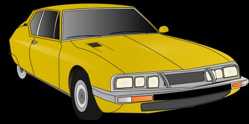 Automobilis, Automobilis, Sm, Nemokama Vektorinė Grafika