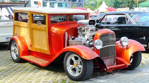 automobiliai,retro,karštas lazdele,amerikietis,oldtimer,nostalgija,mėgėjai,usa